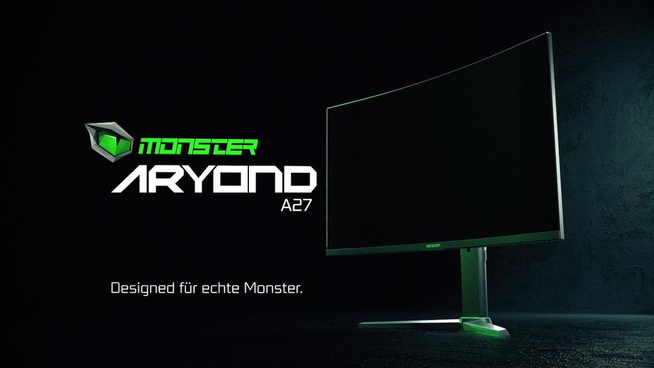 MONSTER ARYOND -