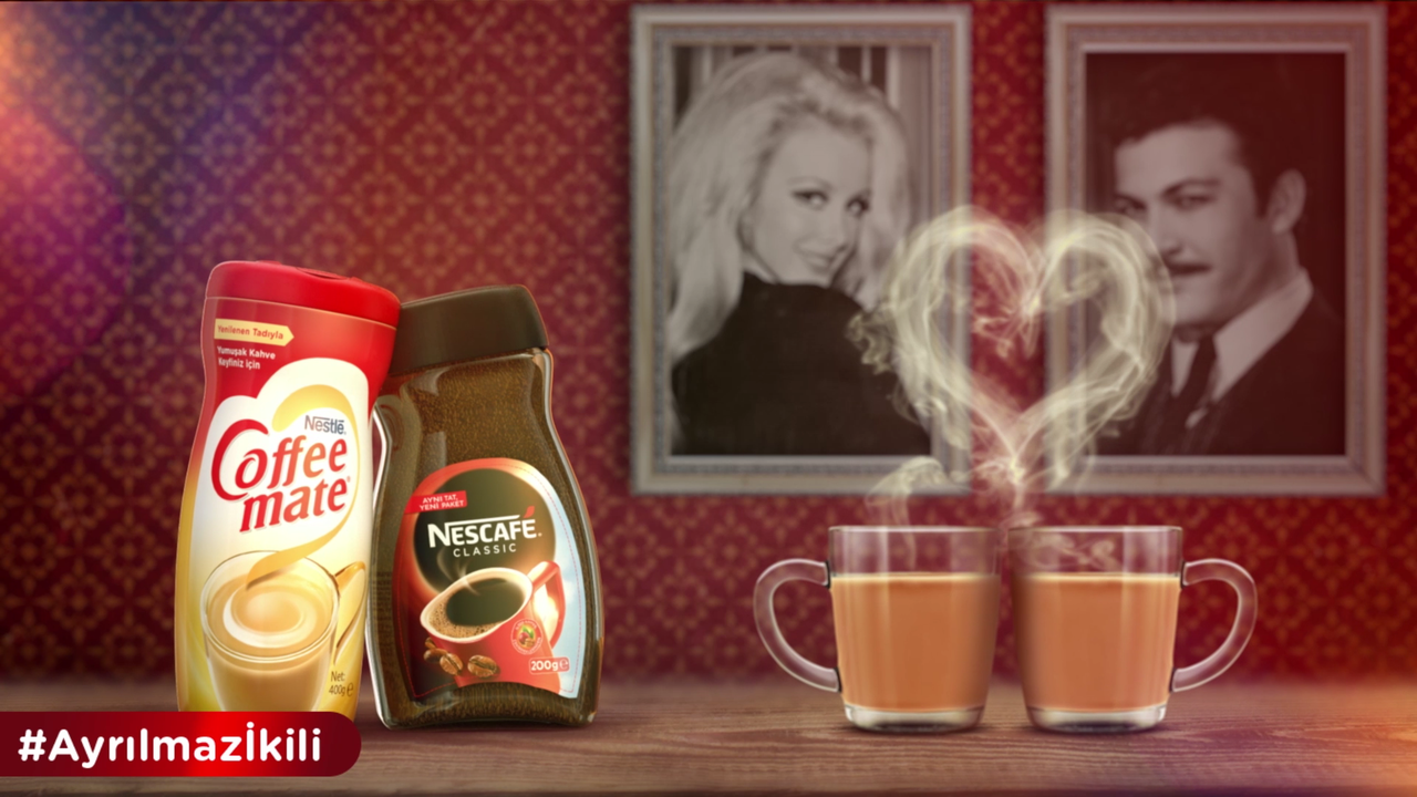 Nescafe - Eternal Couple -