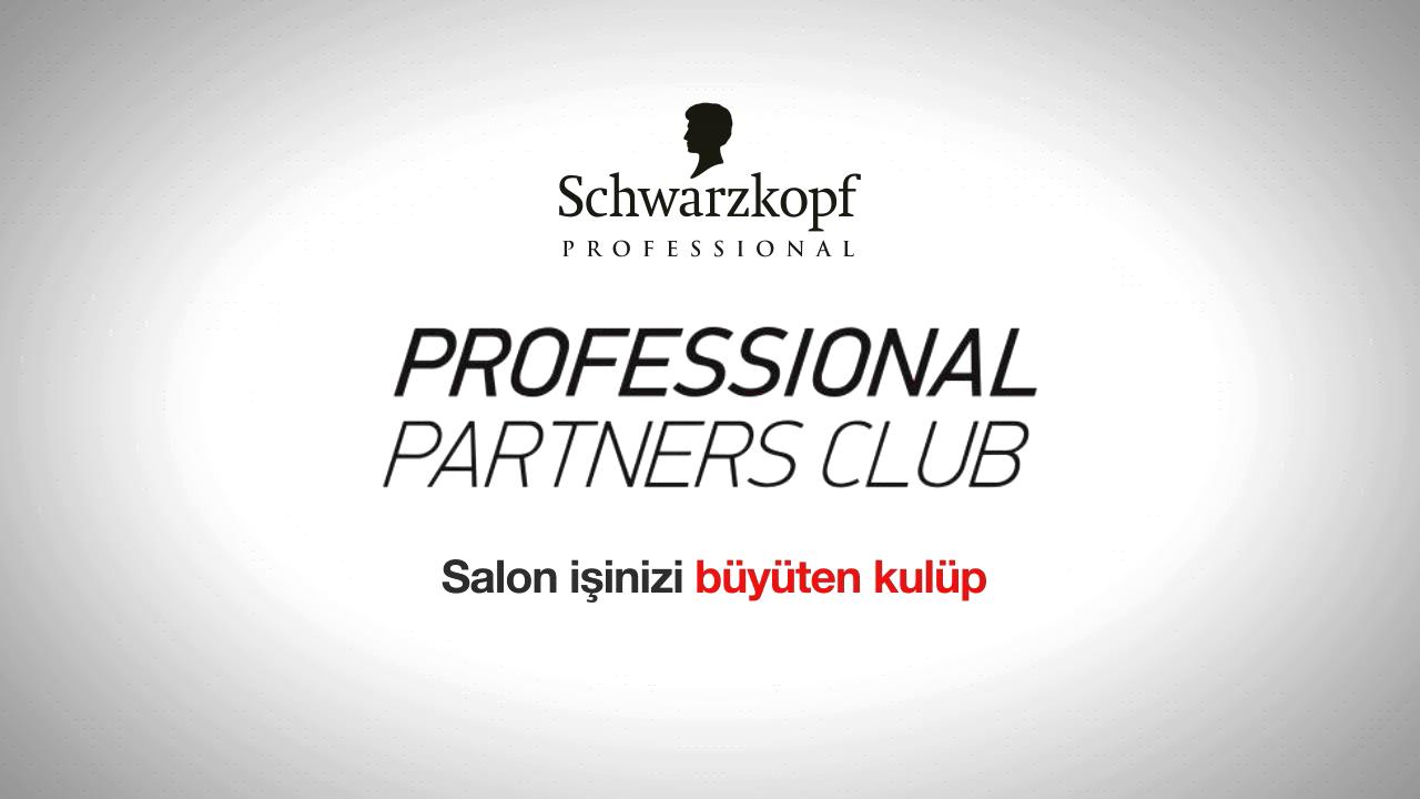 Schwarzkopf - Professional Partners Club -