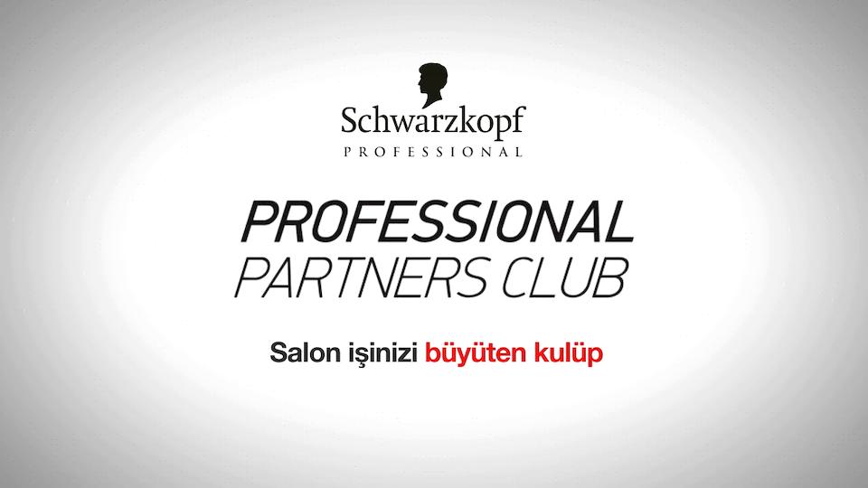 Schwarzkopf - Professional Partners Club