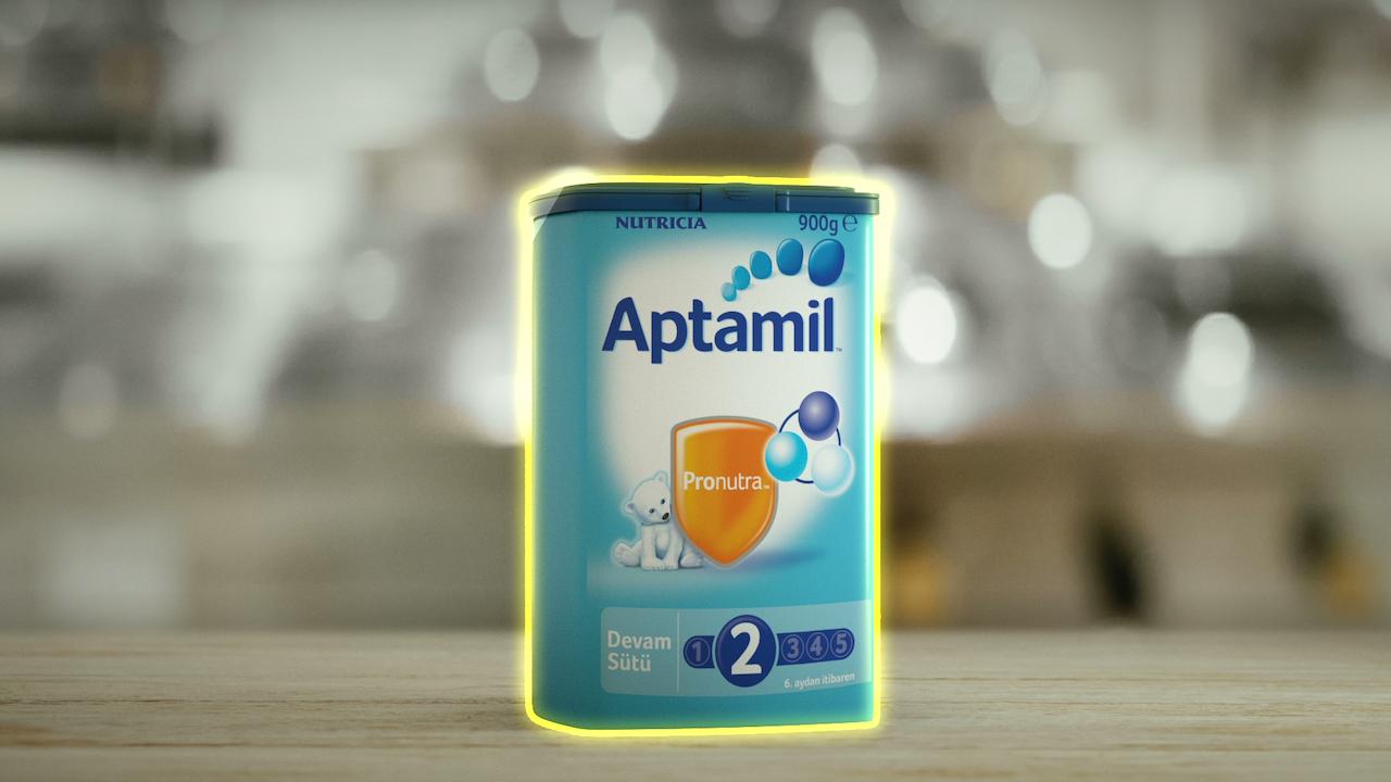 Aptamil - Follow-on Milk -