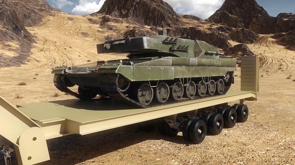 Isuzu Tank Carrier