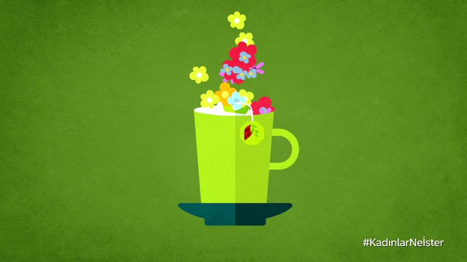Doğadan - Green Tea