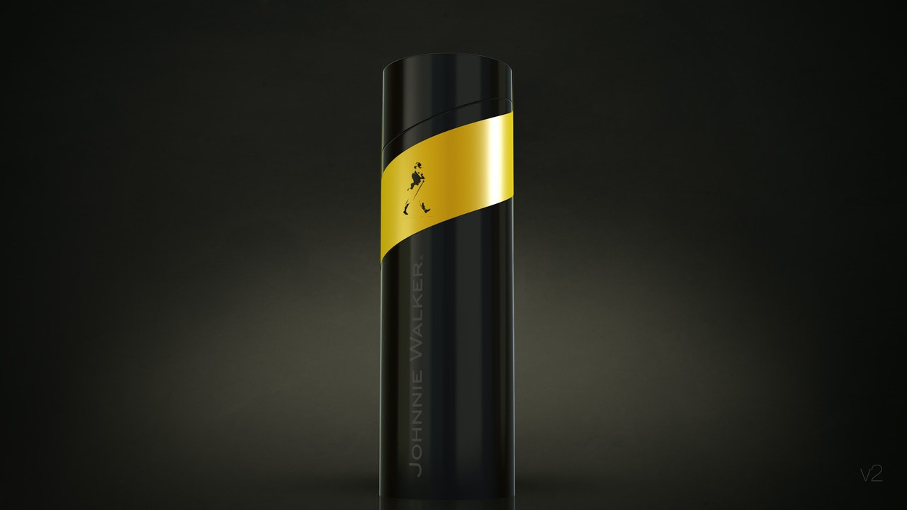 Johnnie Walker - Gift Pack Special Edition Design Pitch -