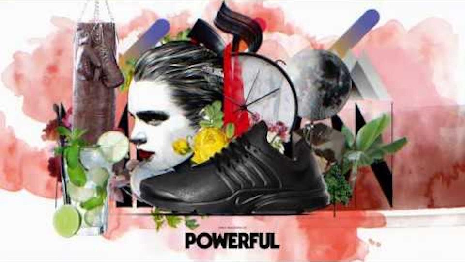 Nike - Fashion Week Installation