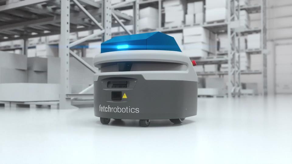 Fetch Robotics