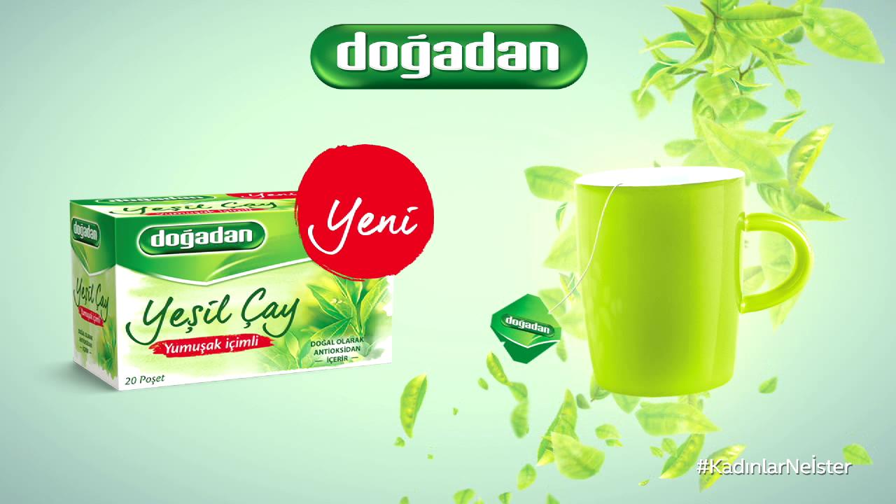 Doğadan - Green Tea -