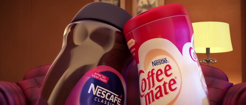 Nescafe - Eternal Couple