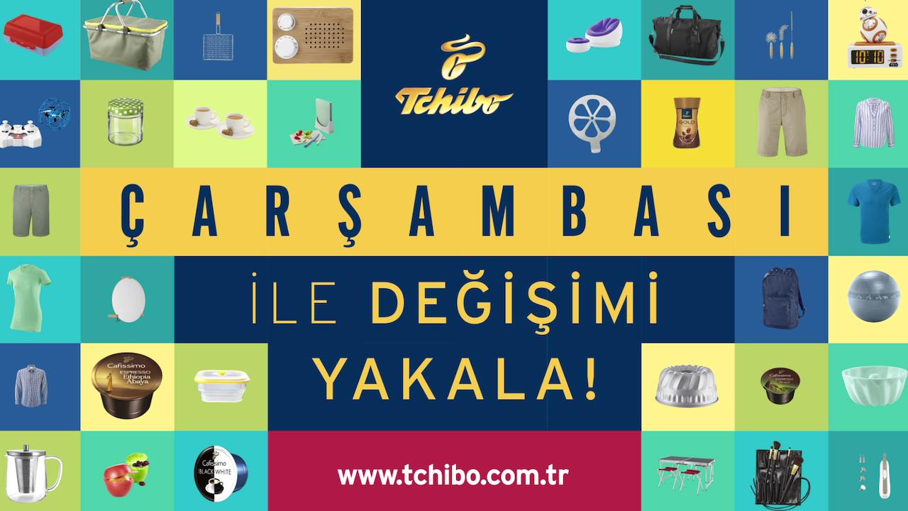 Tchibo Wednesday -