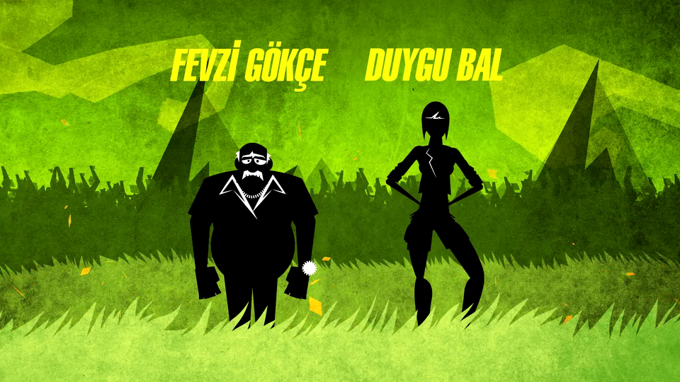 Ali Baba ve 7 Cüceler - Main Titles