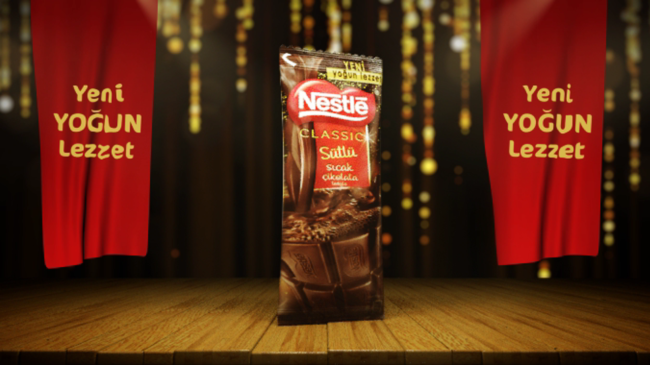 Nestle Hot Chocolate -