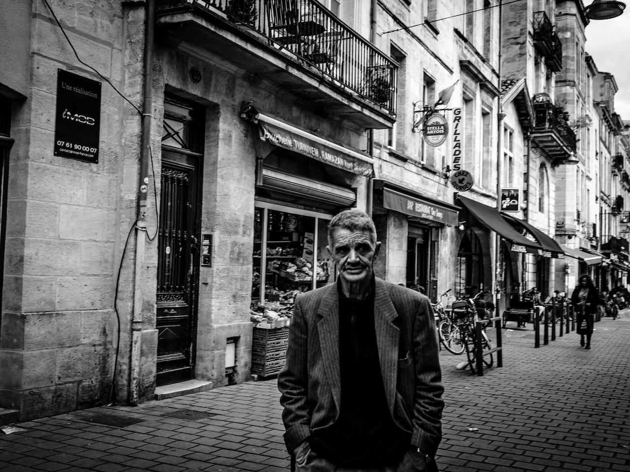 OldMan-Streets