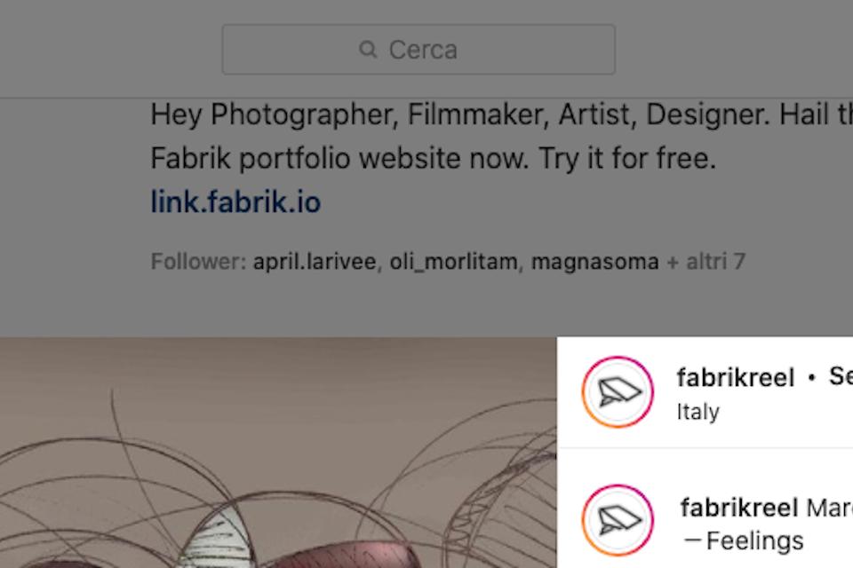 On Instagram by Fabrik