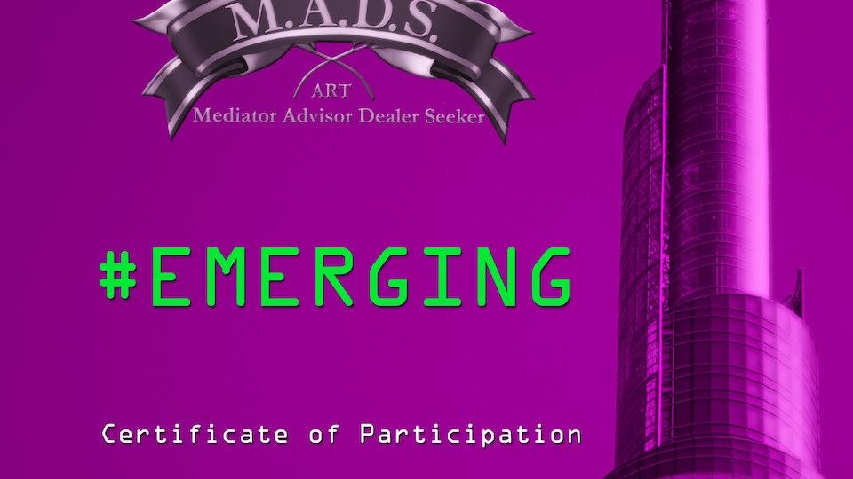 #EMERGING