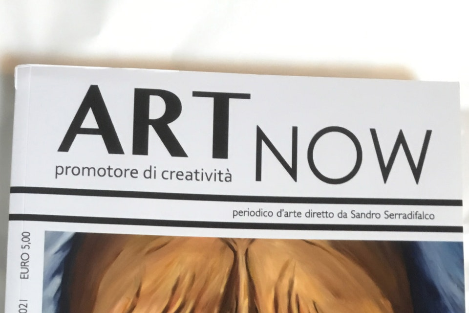 ART NOW May-June 2021