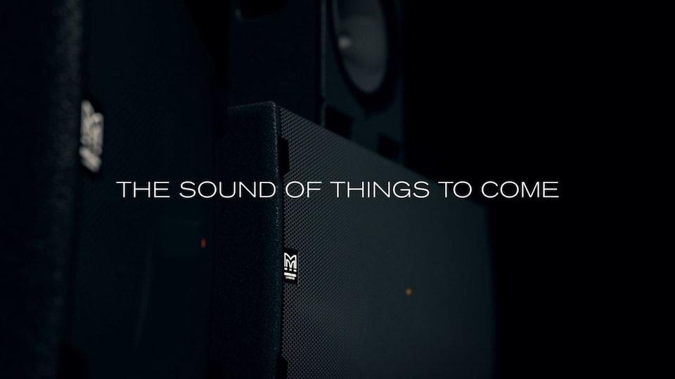 Martin Audio CDD Live Official Promo