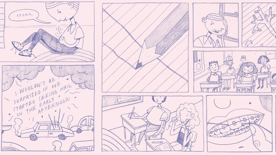 Wednesday: A Comic