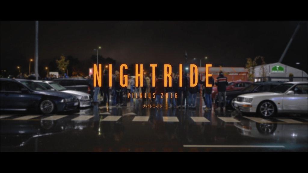 NIGHTRIDE'16