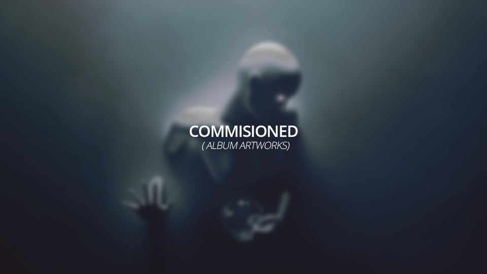Commisions - Album Artworks