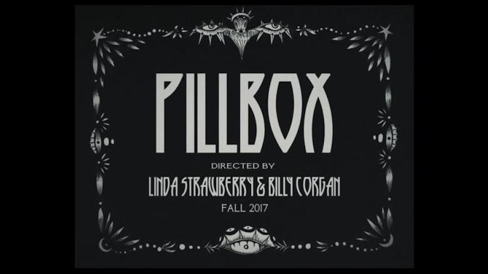 PILLBOX | BILLY CORGAN