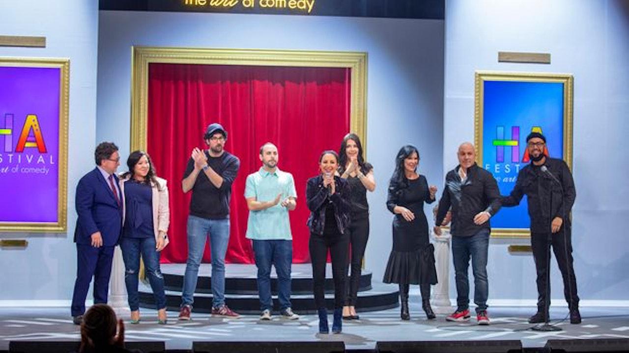 HA COMEDY FESTIVAL: The Art of Comedy -