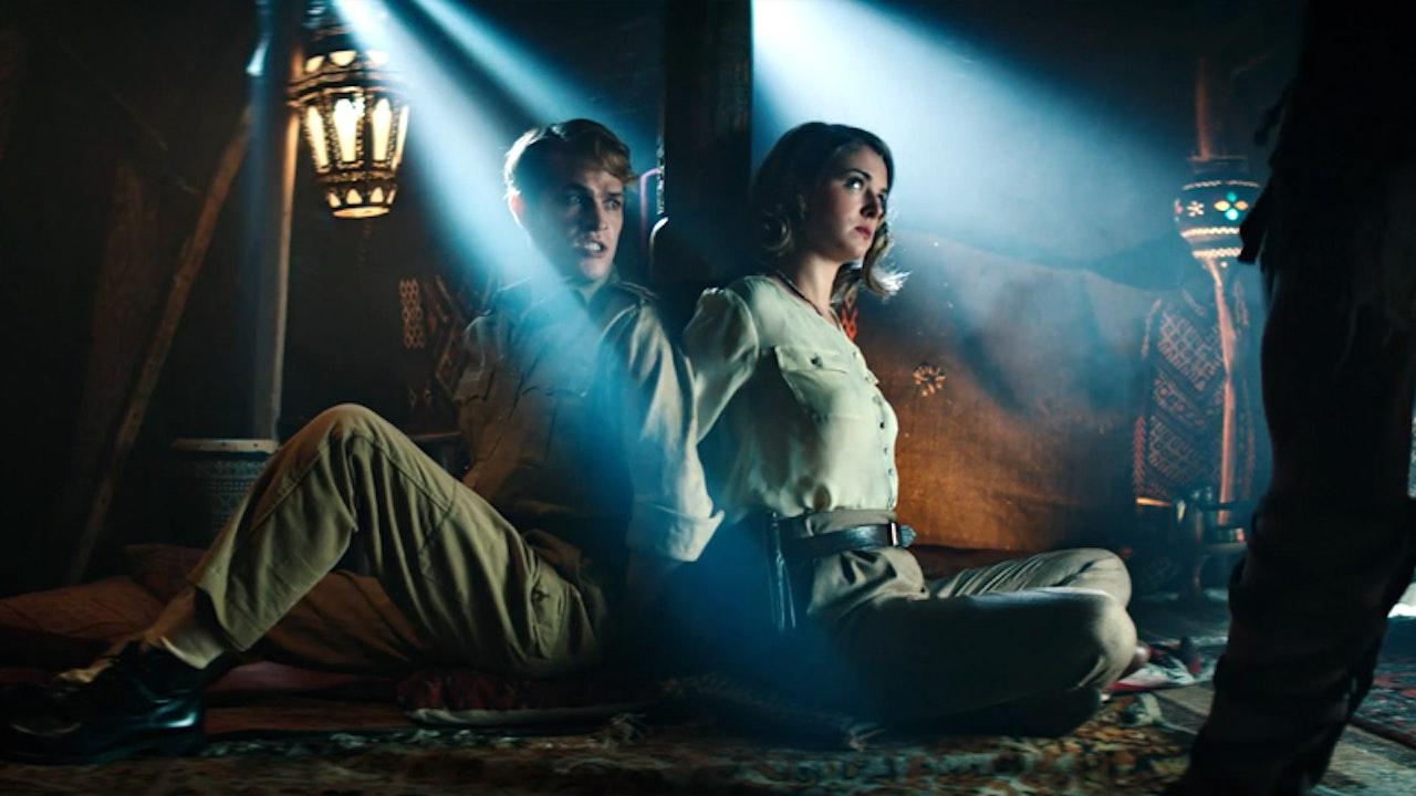 STARGATE ORIGINS   MGM -