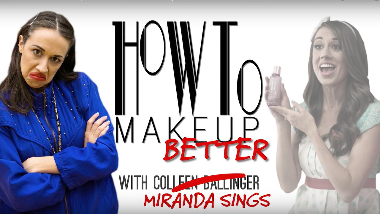 MIRANDA SINGS -