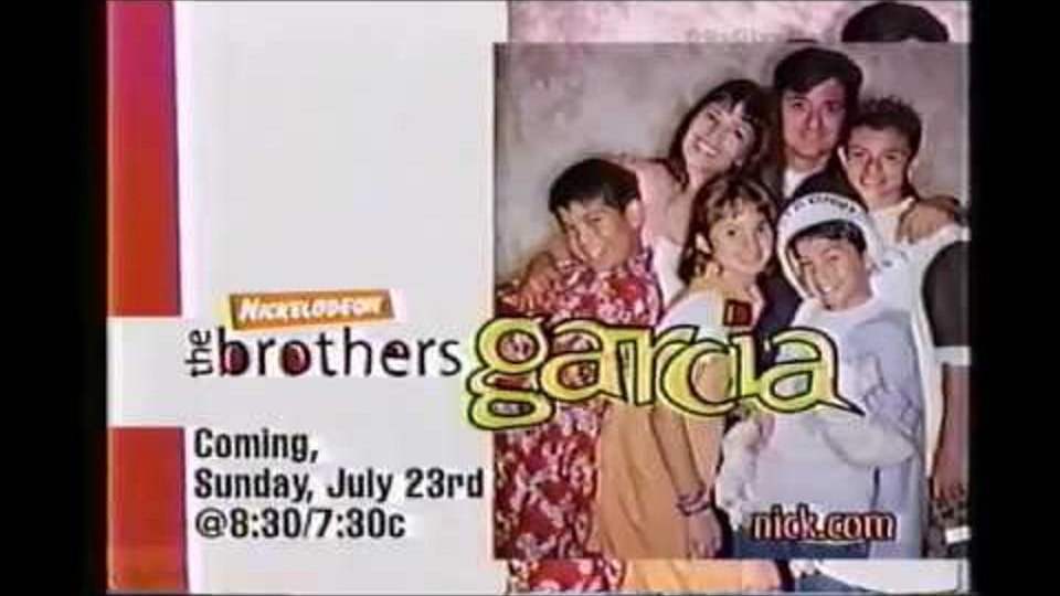 THE BROTHER'S GARCIA   NICKELODEON