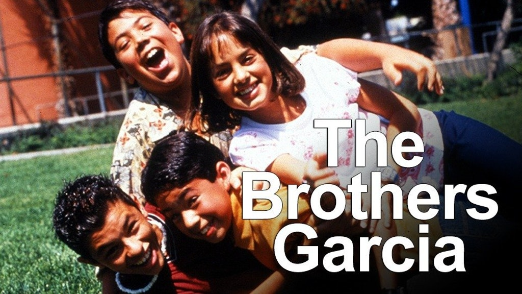 THE BROTHER'S GARCIA | NICKELODEON