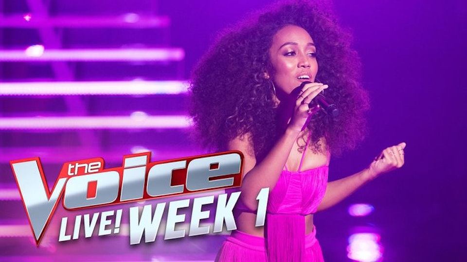 THE VOICE : FASIKA