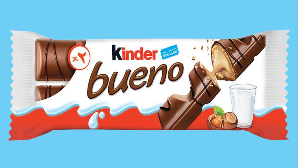 KINDER - BUENO