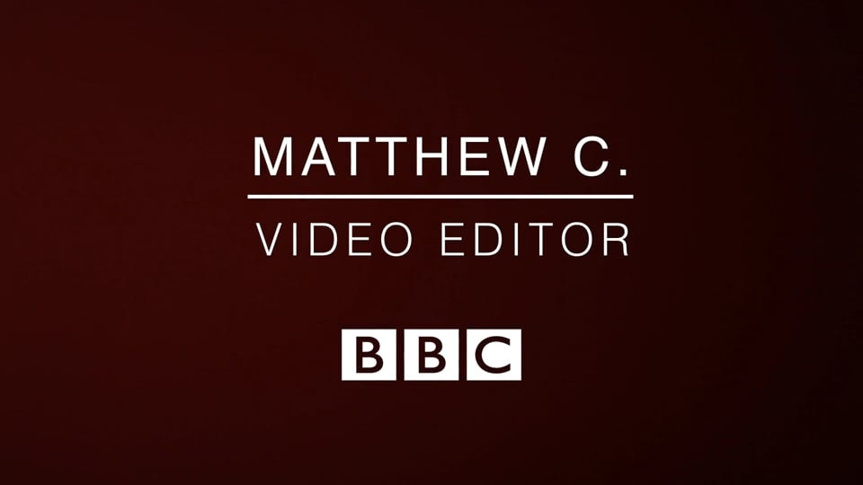 Highlights - Matthew Cullum - Showreel (Early 2019)