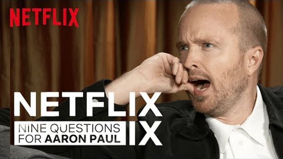 Highlights - Aaron Paul Netflix IX, Netflix