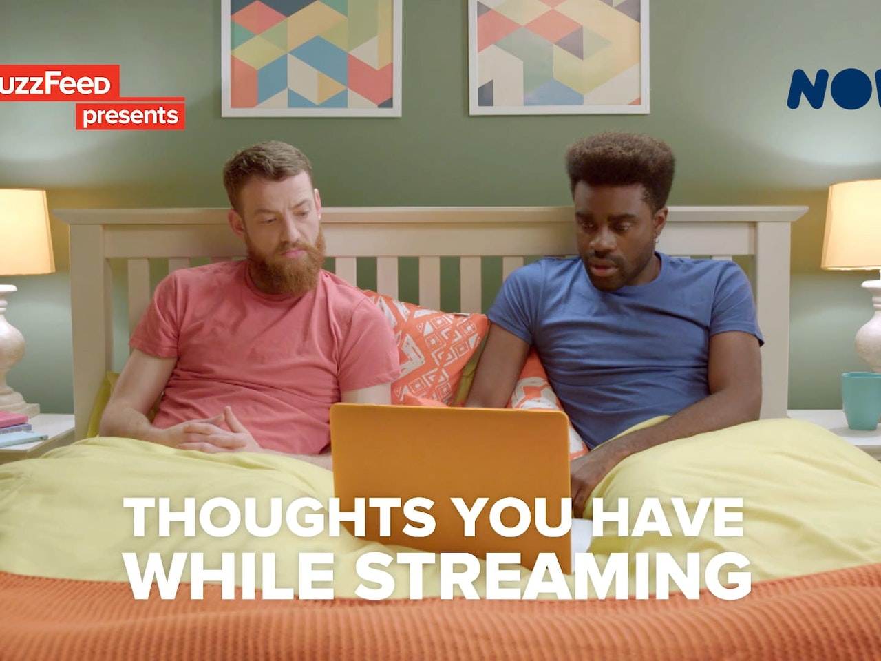 BuzzFeed x NOW TV - When You Can't Decide What To Watch