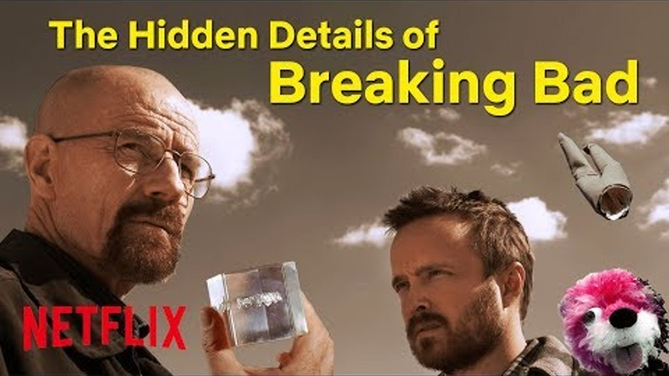 Highlights - The Hidden Details Of Breaking Bad (Video Essay), Netflix