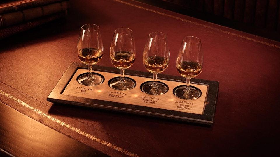 Jameson Whiskey II