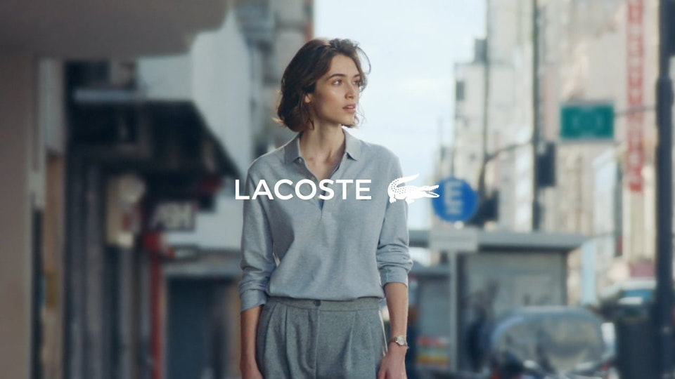 LACOSTE - TIMELESS CAMPAIGN