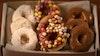 Morrisons - Elf Donuts