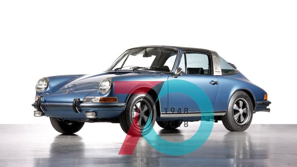 Porsche 70th anniversary documentary
