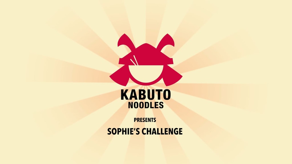 Kabuto Noodles iDent (2015)