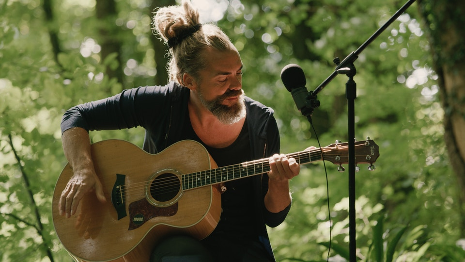 Monc live - Wye Valley Session - Precious