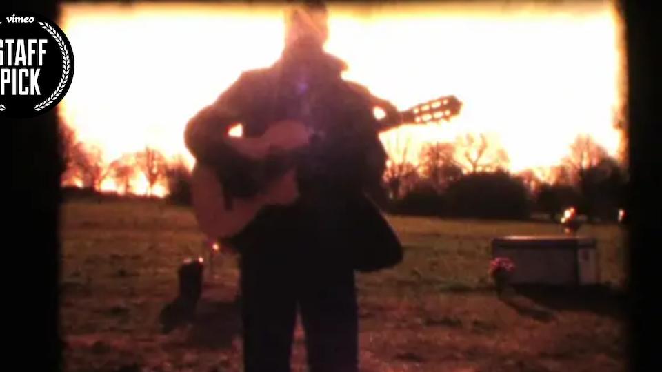 Rory Nunn - The Time Machine (music video)
