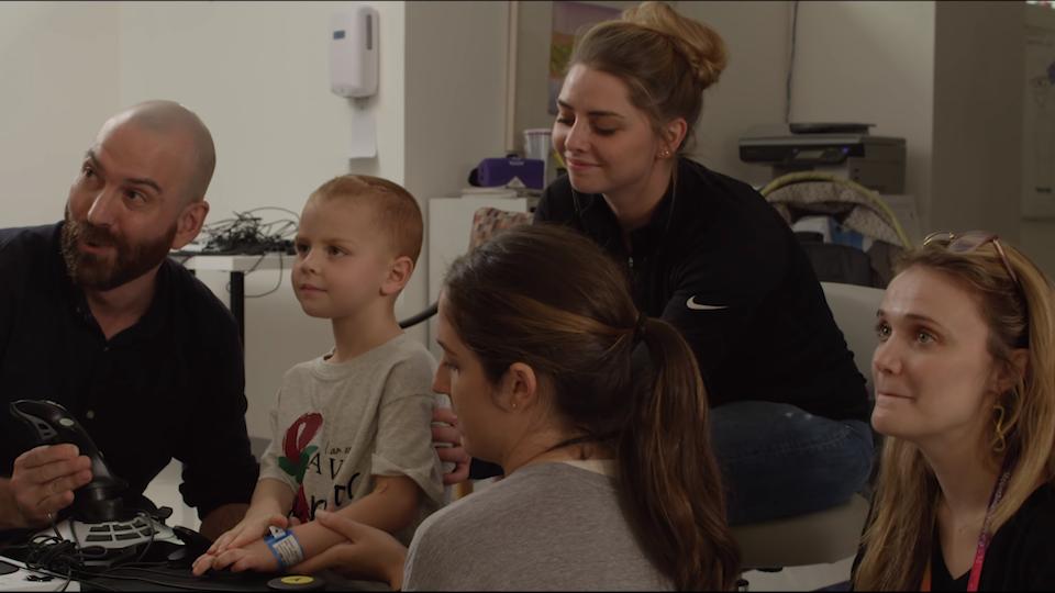 Adaptive Gaming Kit: documentary