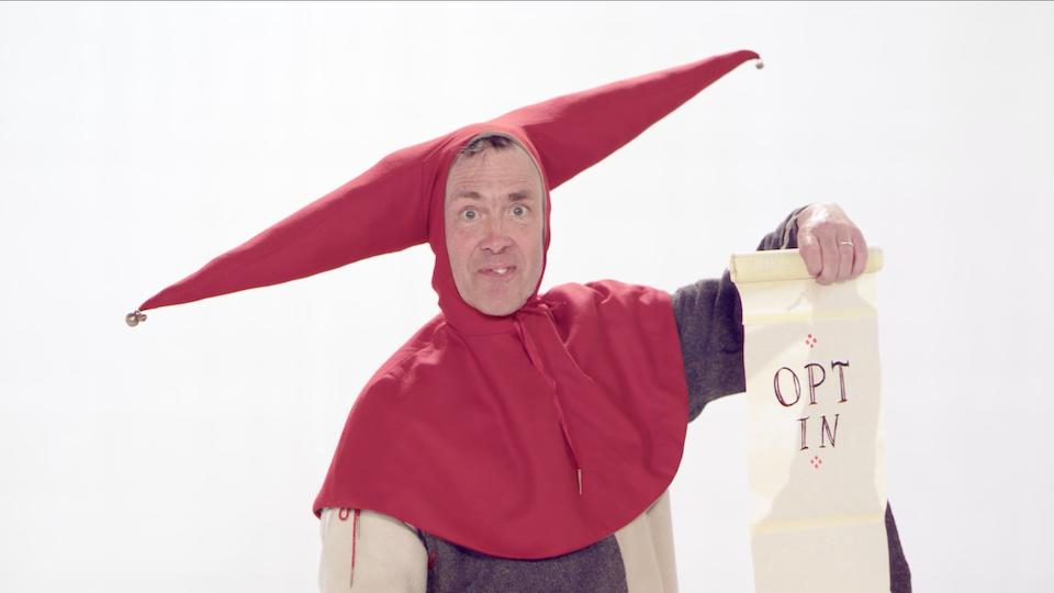 English Heritage - Studio campaign video