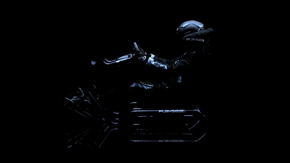 Logitech - Trueforce Endeavour
