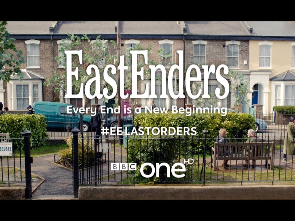 East Enders 'Every End is a New Beginning'
