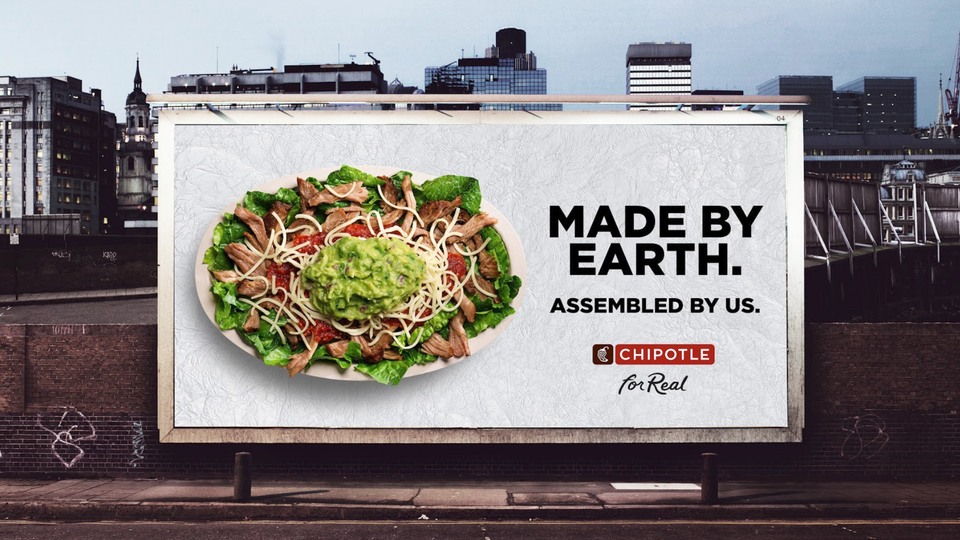 Chipotle: #ForReal