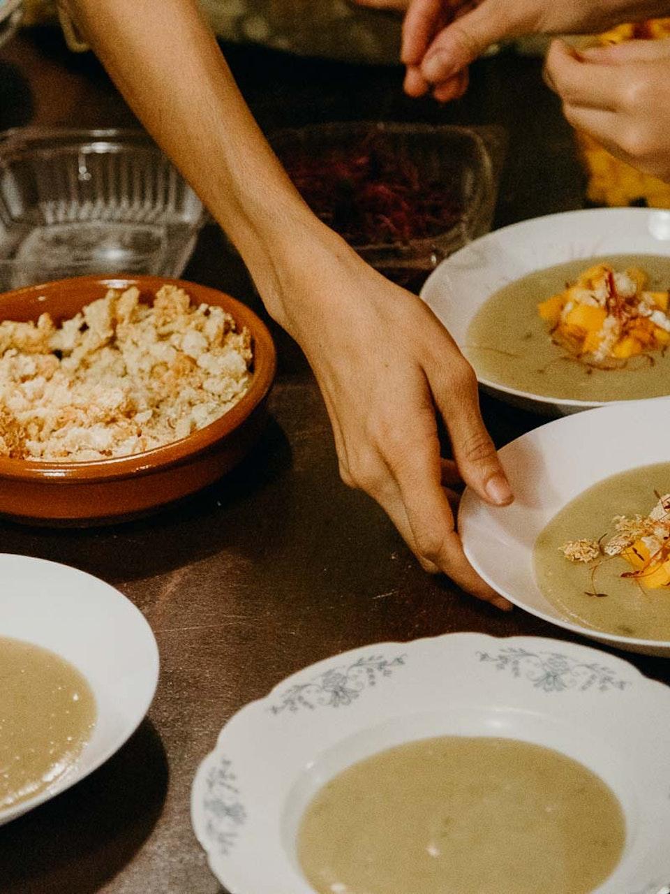 Nuestra Mesa Dinner Series