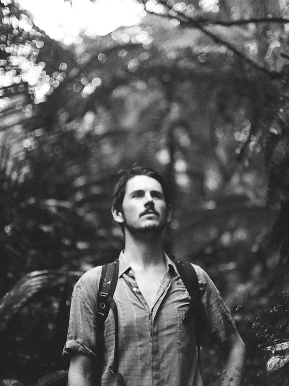 Black and White Film - El Yunque National Rainforest, Rio Grande, Puerto Rico