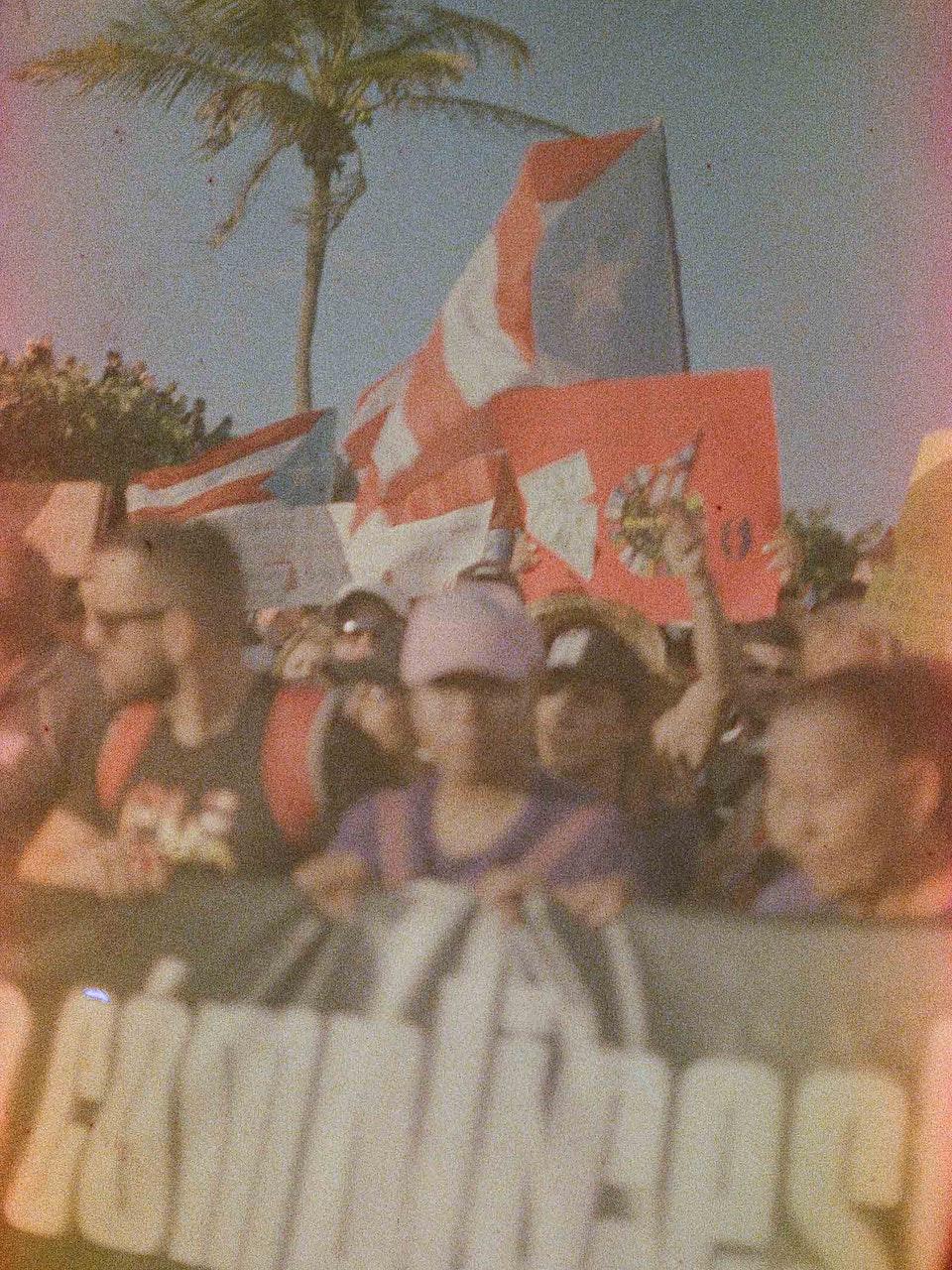 Ricky Renuncia Puerto Rico Protests